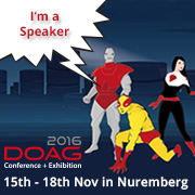 Kirill Loifman is a speaker at DOAG Conference