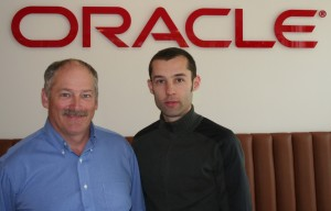 Oracle training with Dan Hotka in Germany