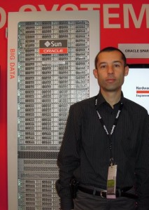 Oracle Big Data Appliance at OpenWorld 2012