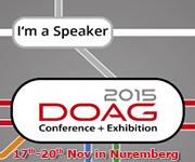 Kirill Loifman is DOAG 2015 conference speaker dadbm.com