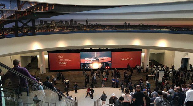 Oracle Open World Conference 2017 Highlights | DaDBm